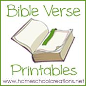 Bible Verse Printables 200