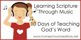 Learning Scripture Through Music