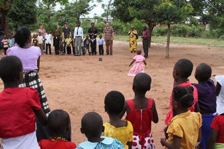Compassion Tanzania Day 2