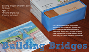 Building Bridges wooden block set