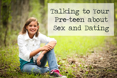 Talking to Your Preteen