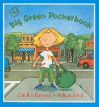 The Big Green Pocketbook by Candice Ransom