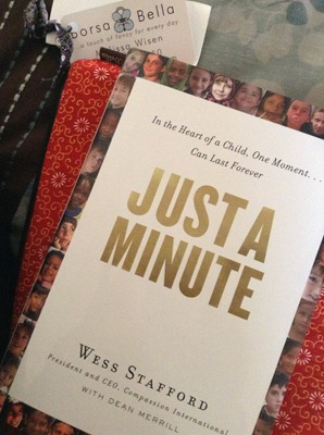 Just a Minute by Wes Stafford