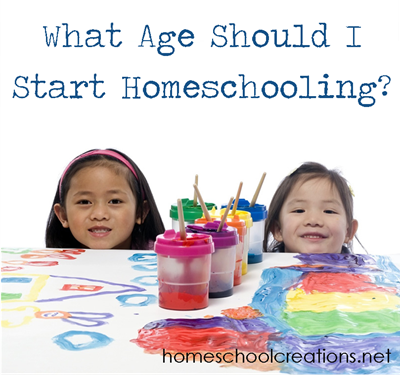 What Age Should I Start Homeschooling