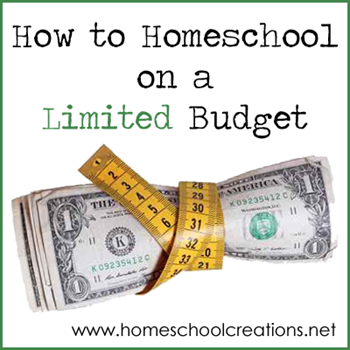 How to Homeschool on a Limited Budget