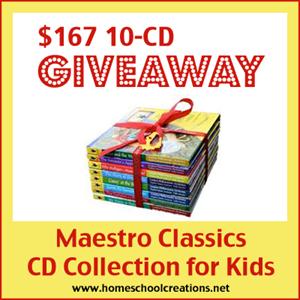 Maestro Classics Giveaway