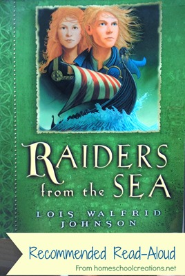 Raiders from the Sea recommended read-aloud