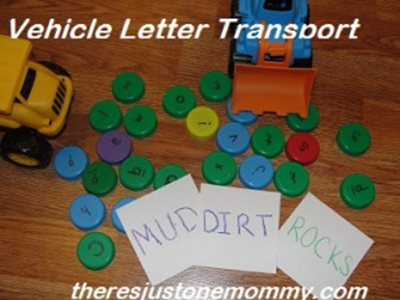 Vehicle Letter Transport