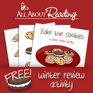 Bake the Cookies Reading Freebie