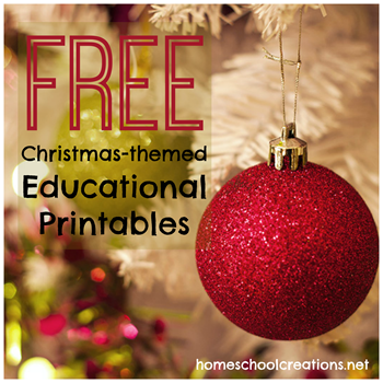 Christmas Theme Printables