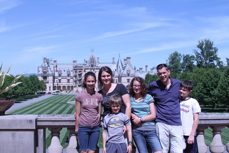 Biltmore Visit with Kids-68