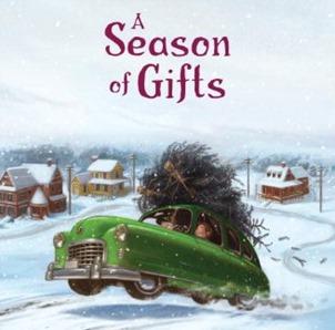 A Season of Gifts by Richard Peck