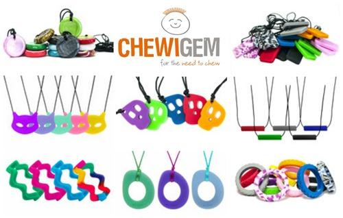 Chewigem Sensory Necklaces