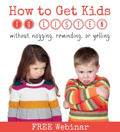 Parenting Webinar with Homeschool Creations