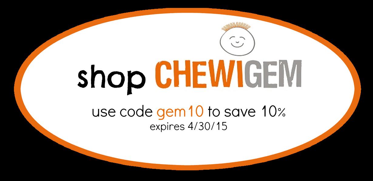 Shop CHEWIGEM now