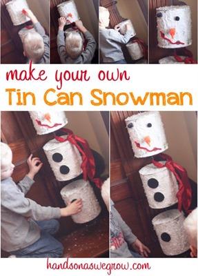 diy-tin-can-snowman