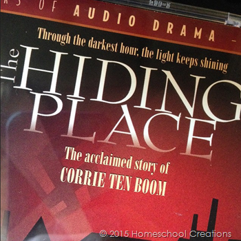 The Hiding Place audiobook