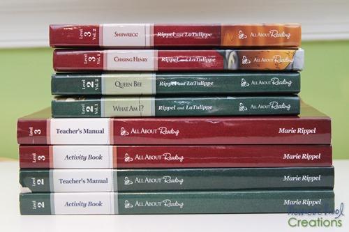 3rd grade homeschool reading list choices from Homeschool Creations-2