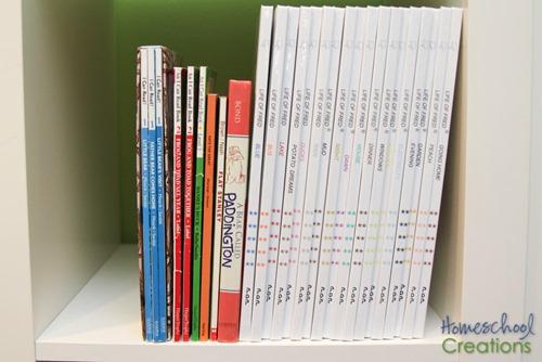 3rd grade homeschool reading list choices from Homeschool Creations-3
