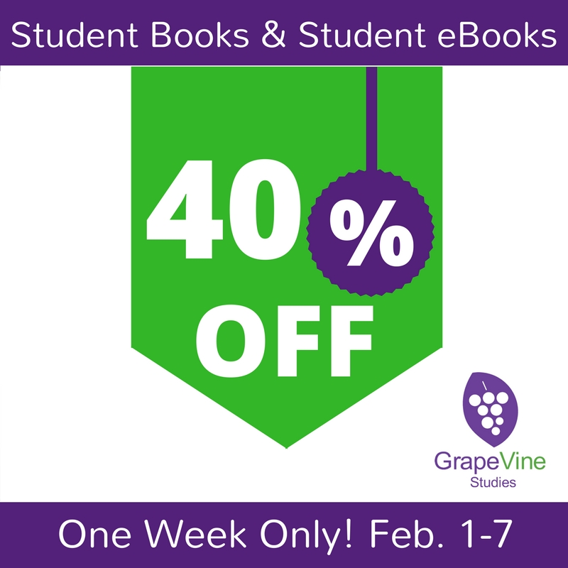 40 Off Grapevine Studies For Students Through February