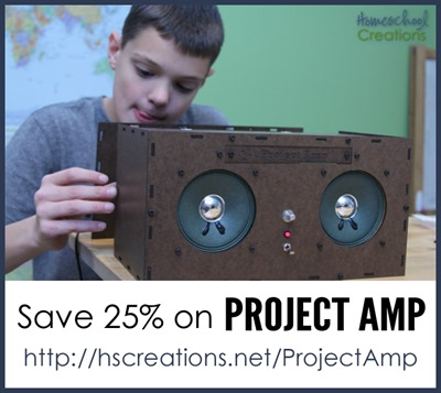Save 25 on Project Amp from EEME