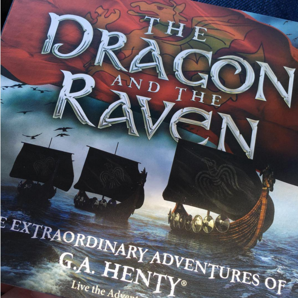 The Dragon and The Raven audio adventure from Heirloom Audio Productions