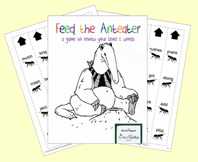 feed the anteater game