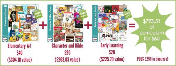 my byb curriculum bundles