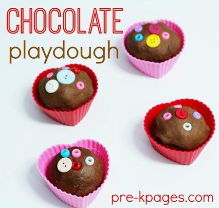 valentine-heart-chocolate-playdough