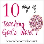 10 Days of Teaching God's Word