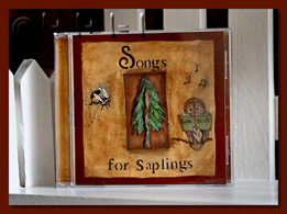 Songs for Saplings CD