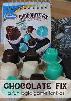 Chocolate Fix Game