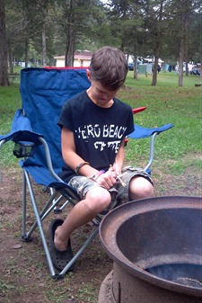 Kids Camping-1