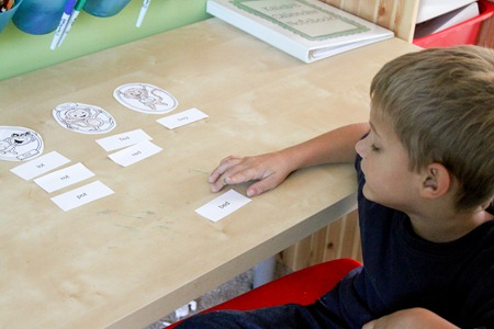 Kindergarten Homeschool-1-2