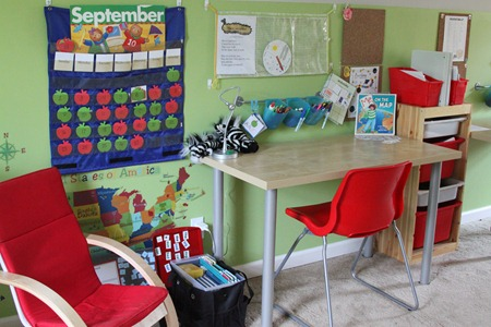 Kindergarten workspace-2