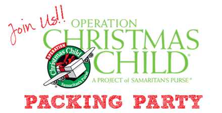 Host an Operation Christmas Child Party - It's Time to Start Planning!