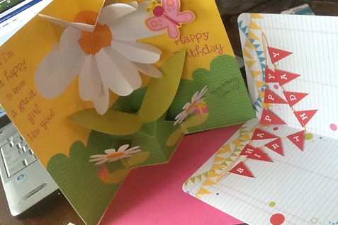 Sending fun birthday cards to sponsored children our own kids are always excited when they receive fun cards in the mail from grandparents or friends after personally seeing how children sponsored through bookmarktalkfo Image collections
