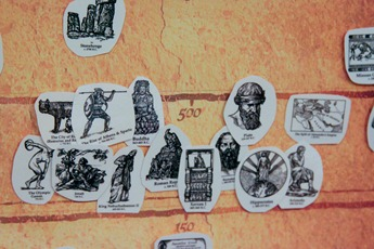 History timeline 3