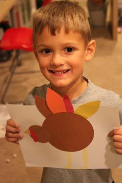 Thanksgiving School Fun-9536