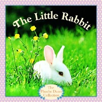 The Little Rabbit by Judy Dunn - find free go-along printables at homeschoolcreations.net