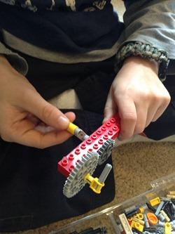 Lego Education Gears