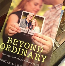 Beyond Ordinary marriage book