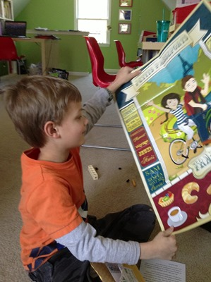 Learning about France with Madeline and Little Passports (9)