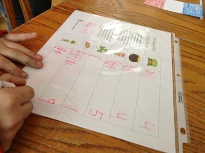 St. Patrick's Day Math activities (5)