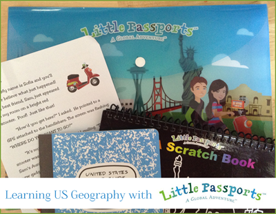 Learning US Geography with Little Passports copy