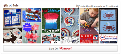 Fourth of July Pinterest