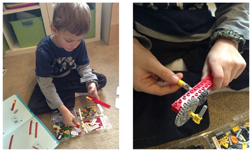 Simple Machines from LEGO Education