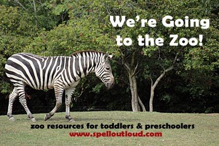 zooresourcesforpreschool