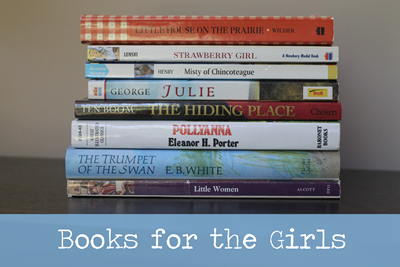 Books to Read with the Girls
