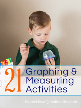 21 Graphing and Measuring Activities